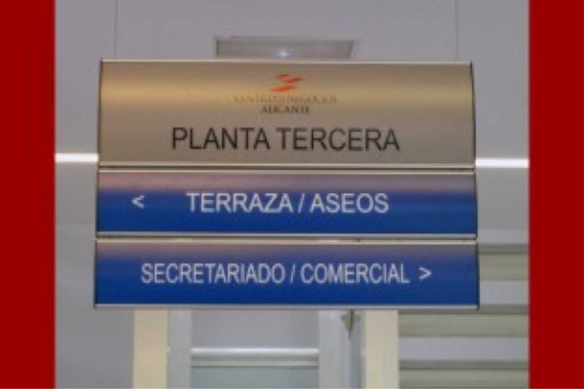 commercial and office signs